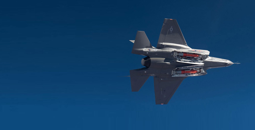 F35 Joint Strike fighter